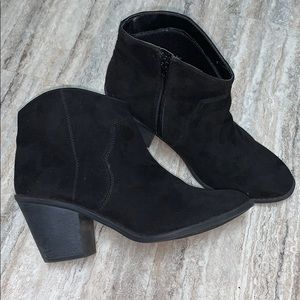 Faded Glory- Cowgirl Style Bootie 10